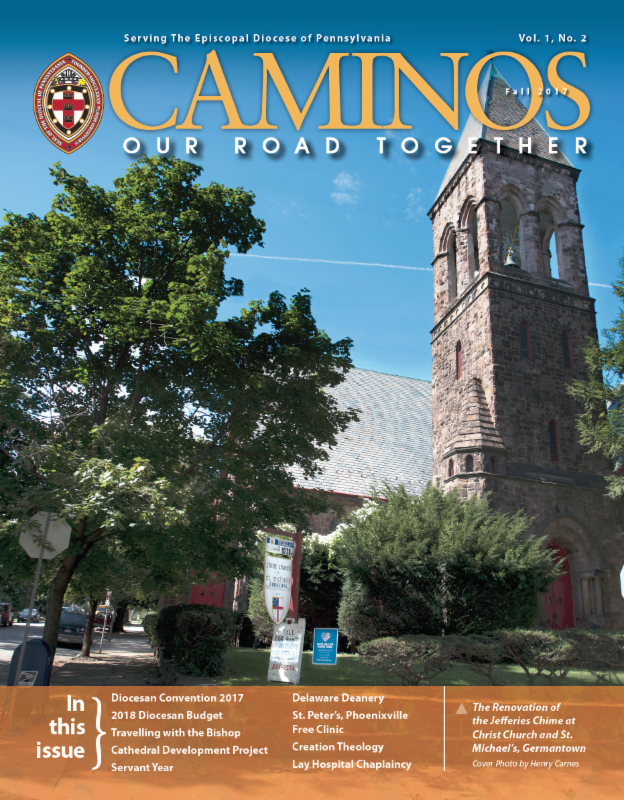 CAMINOS cover fall 2017